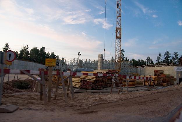 Budowa drogi S7 w okolicach Skarżyska /INTERIA.PL