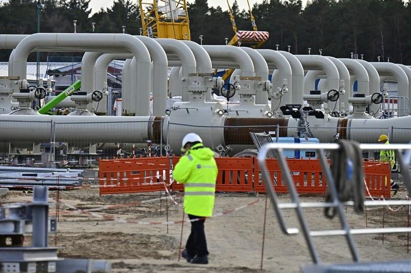 Budowa gazociągu Nord Stream 2 /AFP