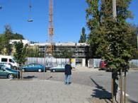Budowa lądowiska trwa... /RMF