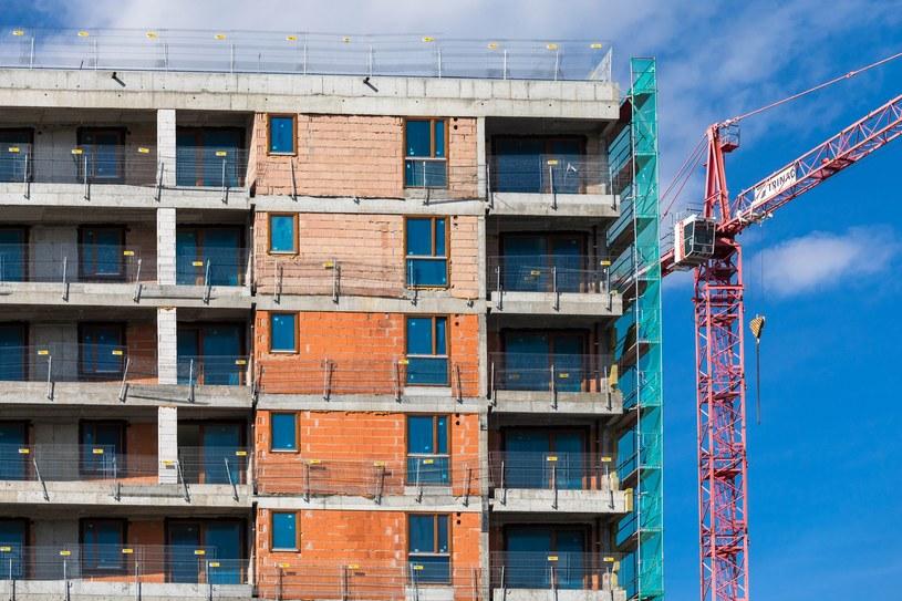 Budowa nowych mieszkań; zdj. ilustracyjne / Arkadiusz Ziolek /East News