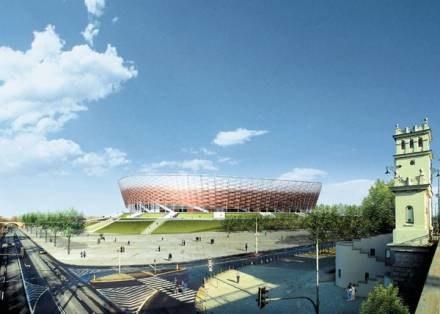 Budowa Stadionu Narodowego ma ruszyć w październiku 2008 roku /EchoMiasta_Warszawa