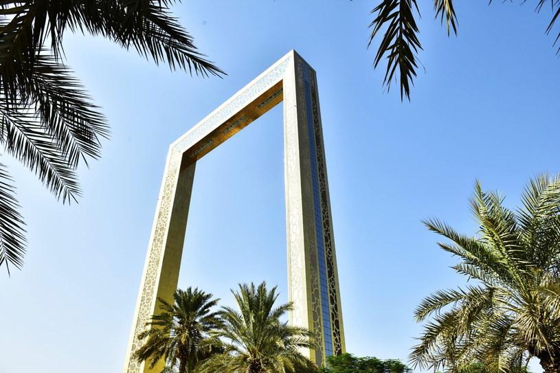 Budowę The Dubai Frame zakończono na początku 2018 roku /materiały prasowe