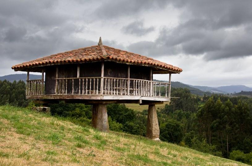 Budowla w Asturii /123RF/PICSEL