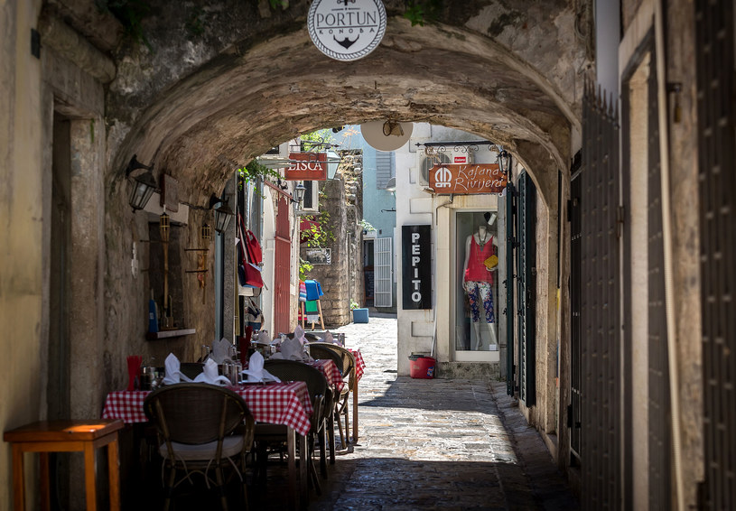 Budva, Czarnogóra /123RF/PICSEL
