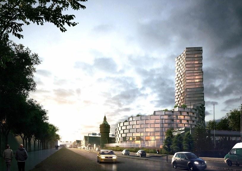 Budynek Aarhus /materiały prasowe