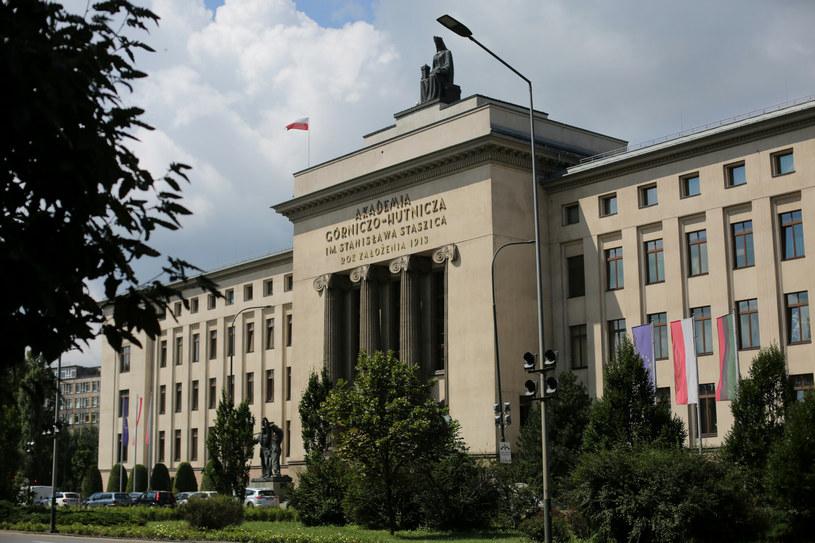 Budynek AGH /Andrzej Banas/Polska Press/East News /East News