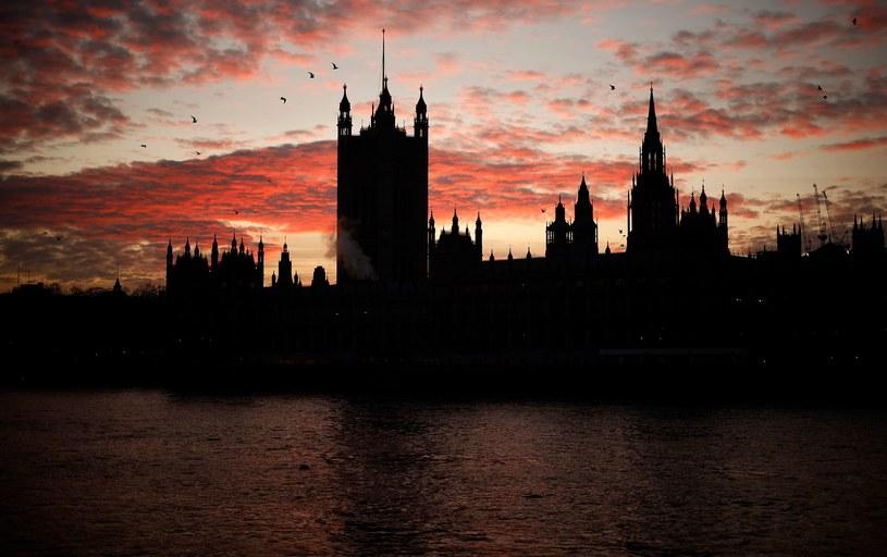 Budynek brytyjskiego parlamentu /AFP