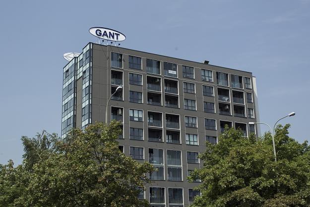 Budynek Gant Development przy ulicy Legnickiej we Wrocławiu /PAP