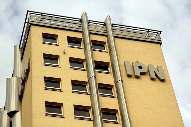 Budynek IPN w Warszawie, fot. B. Sarwiński /East News