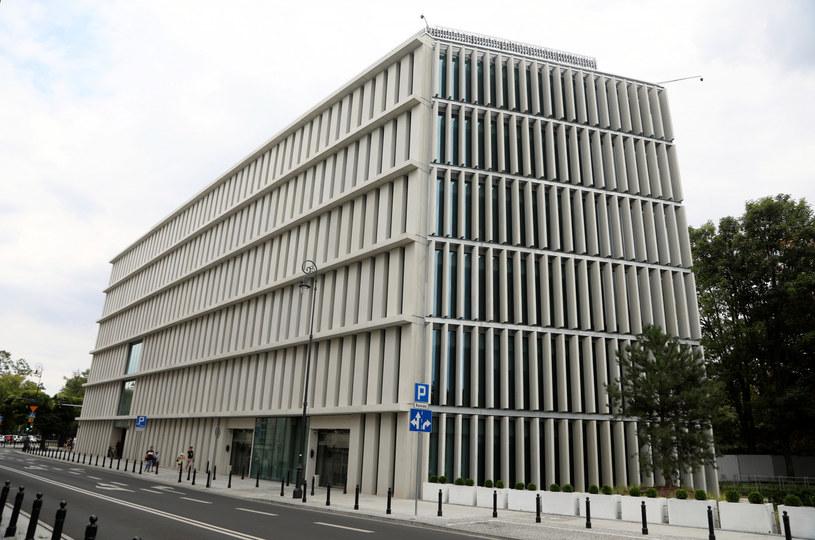 Budynek Komisji Sejmowych nazywany budynkiem G / Jakub Kamiński    /East News