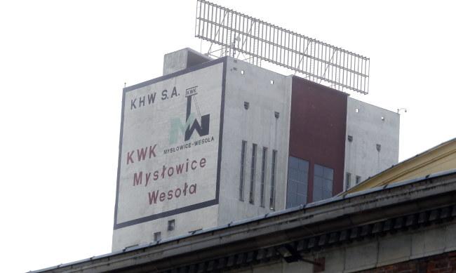 Budynek kopalni /PAP/Andrzej Grygiel    /PAP