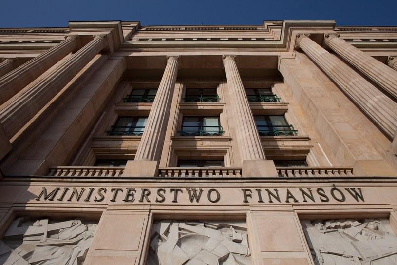 Budynek Ministerstwa Finansów /STEFAN MASZEWSKI/REPORTER /Agencja SE/East News