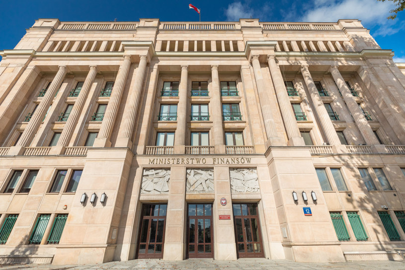 Budynek Ministerstwa Finansów /Arkadiusz Ziółek /East News