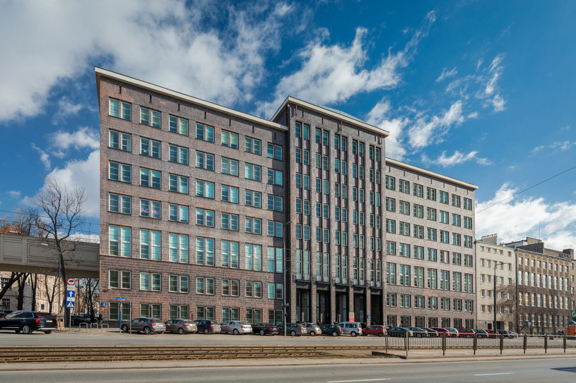 Budynek Ministerstwa Inwestycji i Rozwoju /Arkadiusz Ziółek /East News