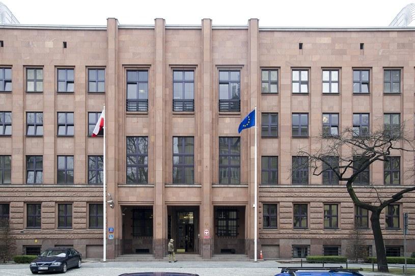 Budynek Ministerstwa Spraw Zagranicznych /Wojciech Stróżyk /Reporter