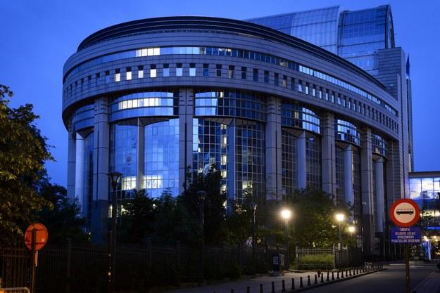 Budynek Parlamentu Europejskiego /Wiktor Dąbkowski   /PAP