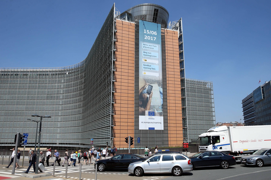 Budynek Parlamentu Europejskiego /AA/ABACA /PAP/EPA