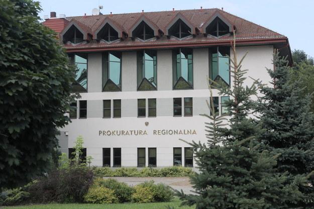 Budynek Prokuratury Regionalnej w Białymstoku / Artur Reszko    /PAP