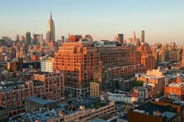 Budynek przy Ósmej Alei największym biurowcem na Manhattanie /HeiseOnline