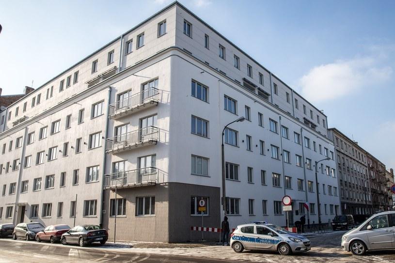 Budynek przy ul. Strzeleckiej 8 /Grzegorz Banaszek /Reporter