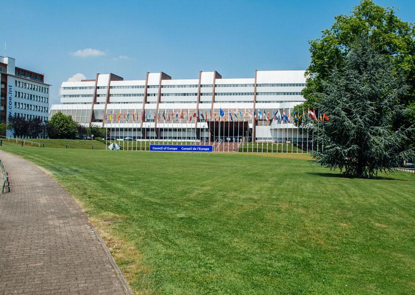 Budynek Rady Europy w Strasburgu/ zdj. ilustracyjne /123RF/PICSEL