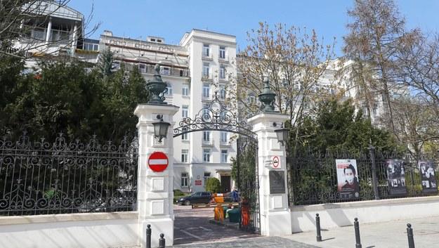 Budynek resortu sprawiedliwości / Tomasz Gzell    /PAP