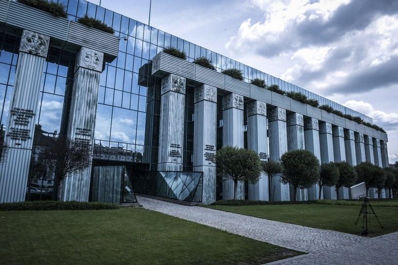 Budynek Sądu Najwyższego w Warszawie /Jacek Domiński /Reporter