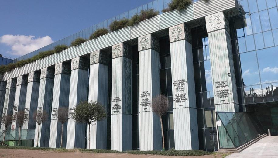 Budynek Sądu Najwyższego w Warszawie /Tomasz Gzell   /PAP