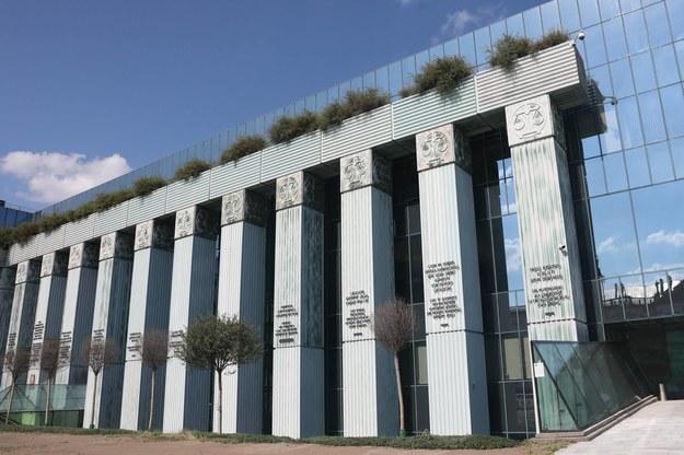 Budynek Sądu Najwyższego /Tomasz Gzell   /PAP/EPA