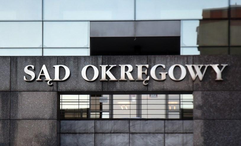 Budynek Sądu Okręgowegho w Krakowie; Zdj. ilustracyjne /Marek Lasyk  /Reporter
