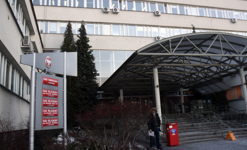 Budynek Sądu Okręgowego w Krakowie /Marek Lasyk  /Reporter