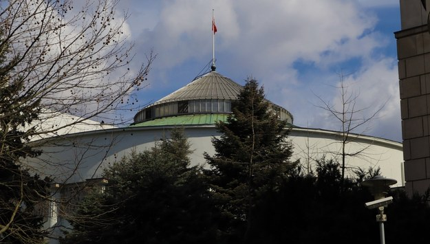 Budynek Sejmu RP /RMF FM