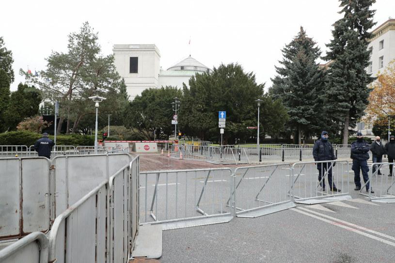 Budynek Sejmu w Warszawie /Piotr Molecki /East News