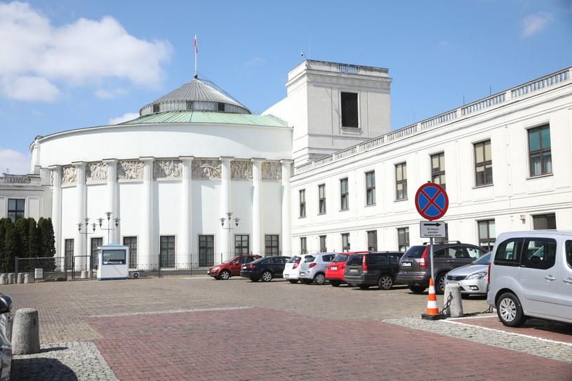 Budynek Sejmu, zdj. ilustracyjne /Andrzej Iwańczuk /Reporter