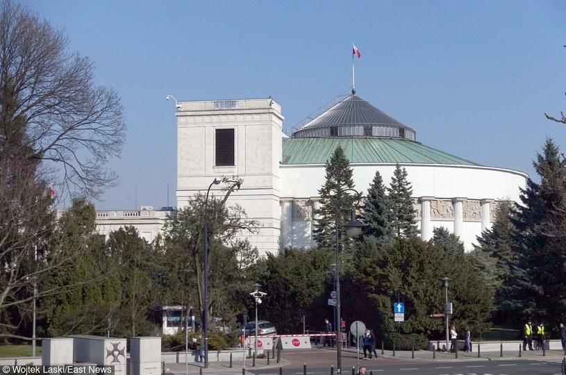Budynek Sejmu /Wojtek Laski /East News