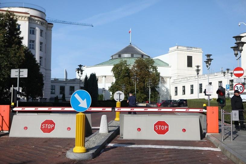 Budynek Sejmu /Stanisław Kowalczuk /East News