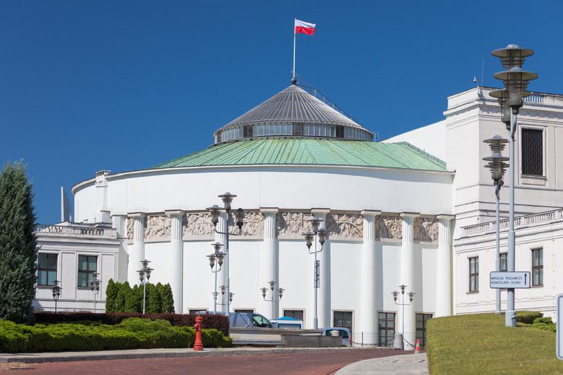 Budynek Sejmu /ARKADIUSZ ZIOLEK /East News