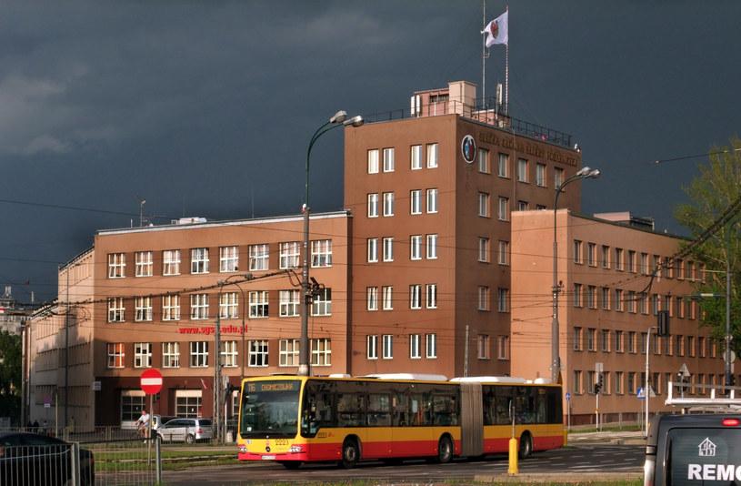 Budynek Szkoły Głównej Służby Pożarniczej; zdj. ilustracyjne /Krzysztof Chojnacki /East News