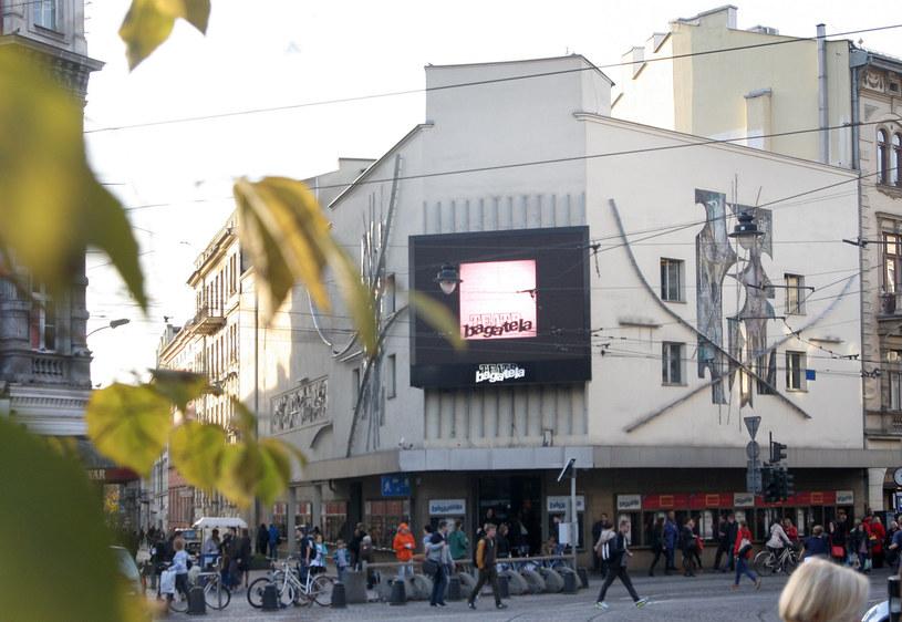 Budynek Teatru Bagatela w Krakowie; zdj. ilustracyjne /Damian Klamka /East News