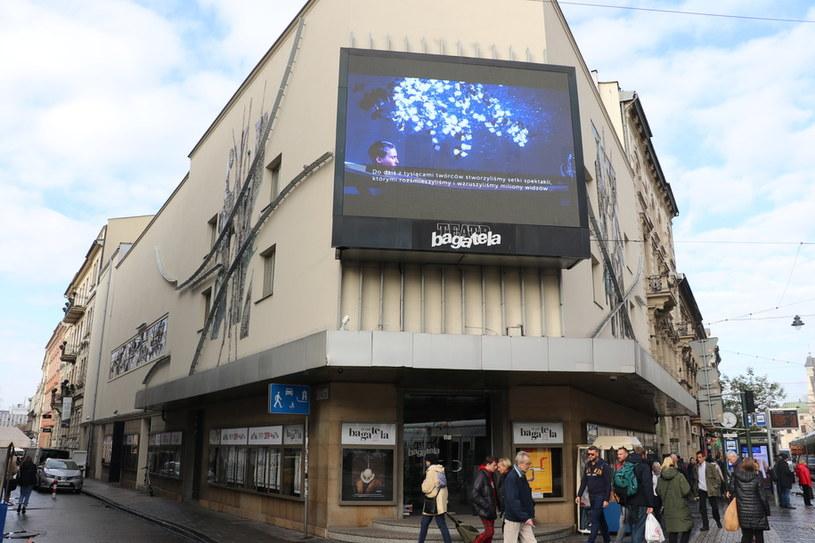 Budynek Teatru Bagatela /Józef Polewka /Archiwum RMF FM