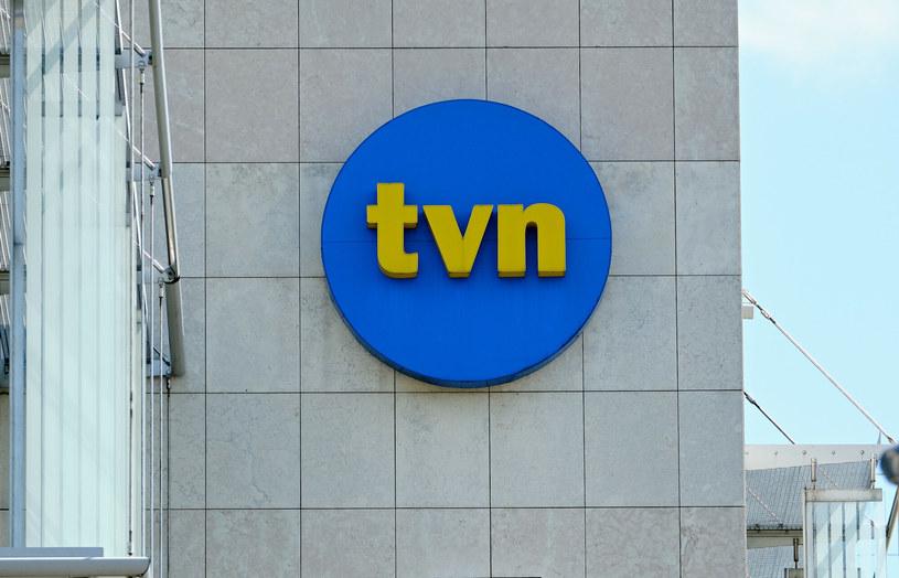 Budynek TVN-u musiał zostać ewakuowany. /Bartosz Krupa /East News