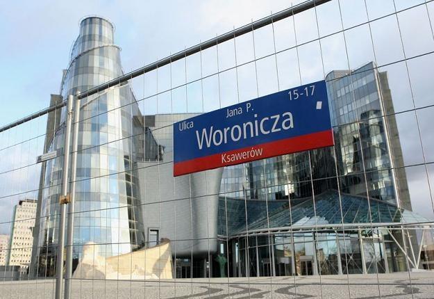 Budynek TVP przy ulicy Woronicza/fot. B. Krupa /East News