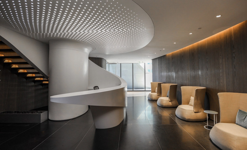 Budynek, w którym David Beckham kupił apartament /Grosby Group /East News