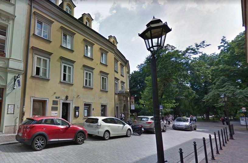 """Budynek, w którym mieściła się siedziba """"Tygodnika Powszechnego"""" /Google Maps /"""