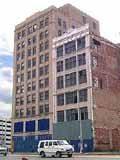 Budynek w którym mieściły się biura wytwórni Motown /