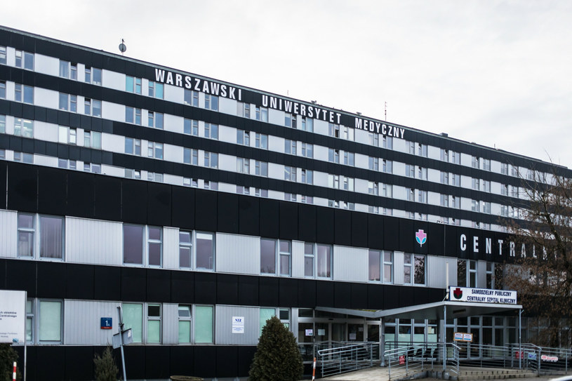 Budynek Warszawskiego Uniwersytetu Medycznego /Adam Burakowski/REPORTER /Reporter
