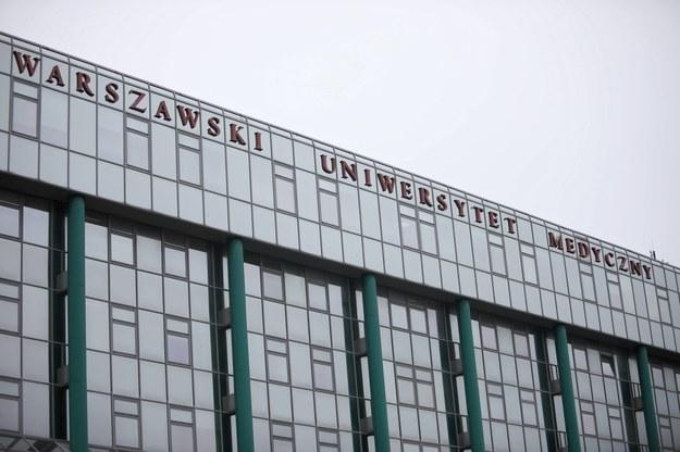 Budynek WUM / Leszek Szymański    /PAP