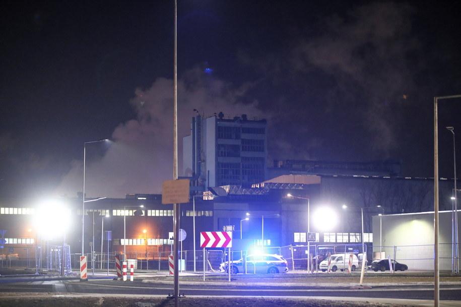 Budynki firmy chemicznej Synthos w Oświęcimiu //Łukasz Gągulski /PAP