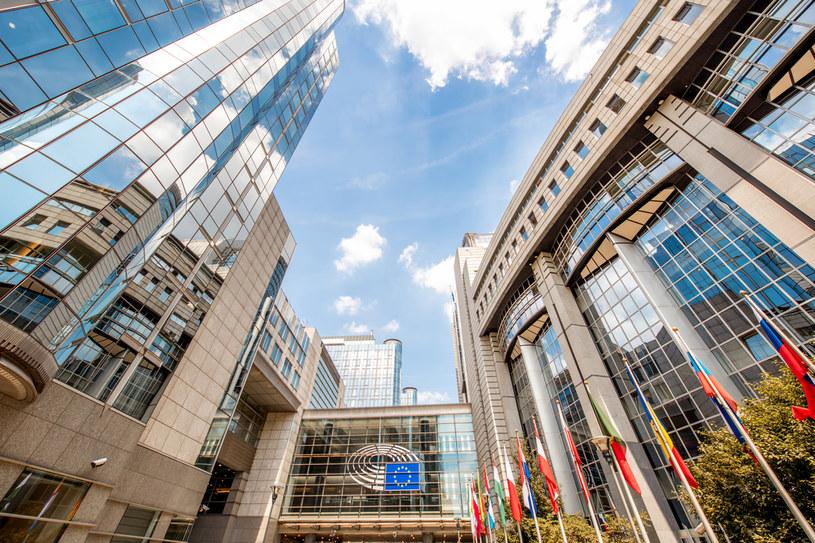 Budynki Unii Europejskiej również warto obejrzeć. W końcu to miejsce pracy aż 40 000 urzędników /123RF/PICSEL