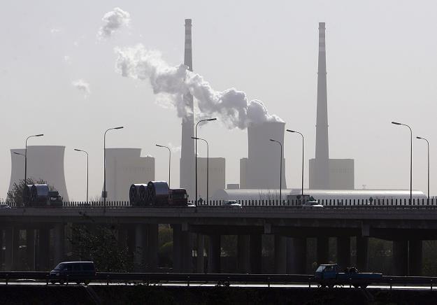 Budżet zarabia więcej na podatkach środowiskowych /AFP